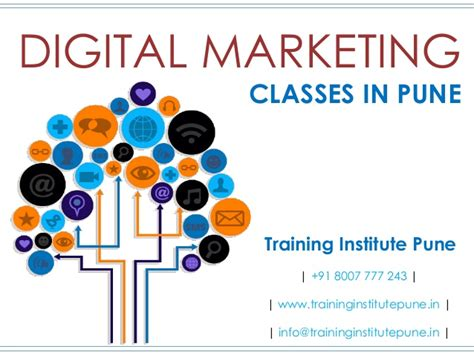 Digital Marketing Institute by Digital Marketing Classes In Pune Institute Pune
