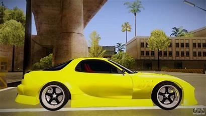 Bn Sports Fd3s Mazda Gta Andreas San