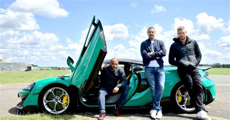 Top Gear Line Up by Top Gear To A Flying Start As New Line Up Lands Best
