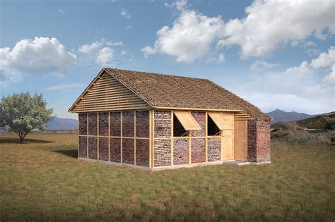shigeru ban releases designs  reuse rubble  nepal disaster relief project architect