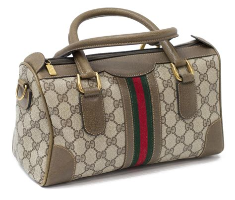 gucci mini boston monogram canvas handbag february