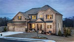 New Homes in the Raleigh, Atlanta, Indianapolis and