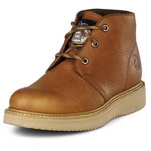 Georgia Chukka Work Boots