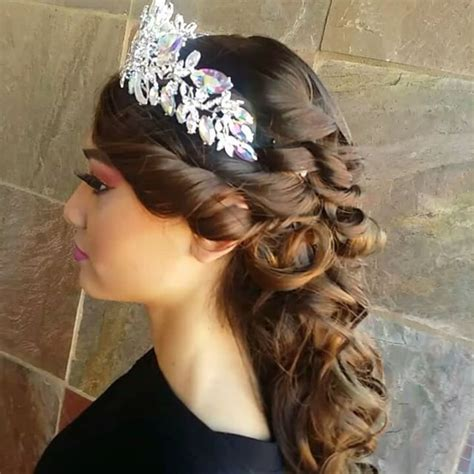 hair styles for indian wedding 89 best kalani sweet 15 images on bridal 7419