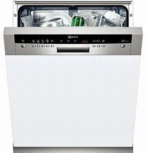 Der neff geschirrspuler gi 40 n waschmaschinen und for Neff spülmaschinen