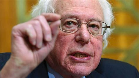 elections bernie sanders travels  teas fort