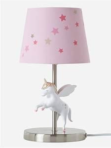 But Lampe De Chevet : lampe de chevet licorne rose vertbaudet ~ Dailycaller-alerts.com Idées de Décoration