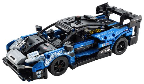 These are the instructions for building the lego technic bugatti chiron that was released in 2018. LEGO Technic McLaren Senna GTR Set   MotorworldHype