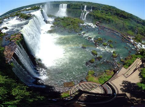 Iguazu Falls Pictures Facts And Location