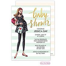 images  pregnant baby bump invitations