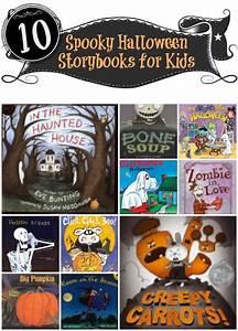 10 Spooky Halloween Storybooks for Kids - Inner Child Fun