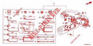 Wire Harness  3   Rh  For Honda Cars Civic Type R 5 Doors