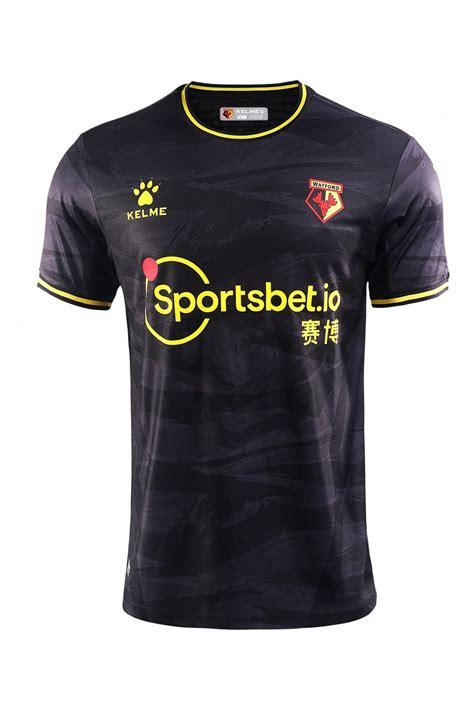 Watford 2020-21 Kelme Third Kit | 20/21 Kits | Football ...