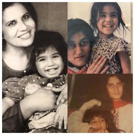 memorable pictures  usha shah   childhood