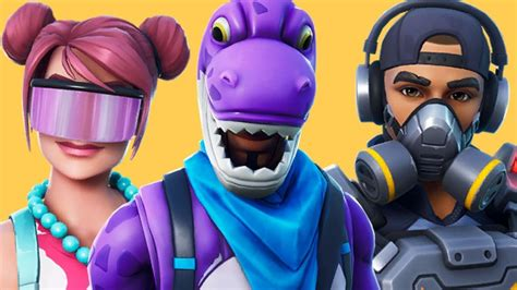 fortnite  leaked skins cosmetics bronto bubble
