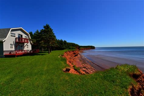 Cottage Rentals Pei Pei Waterfront Cottage For Sale Prince Edward Island