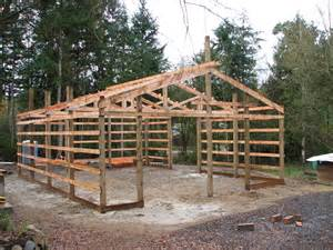 Pole Barn Roofing by Pole Barn Construction Caprines Quilts
