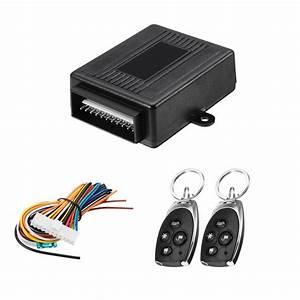 Lanbo Universal Car Remote Control Central Kit Door Lock
