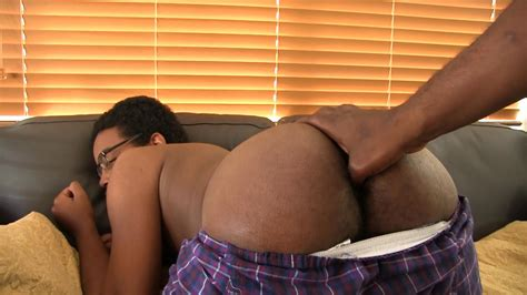 Black Daddy Barebacks His Black Twink With His Big Black Dick Gay Short Films