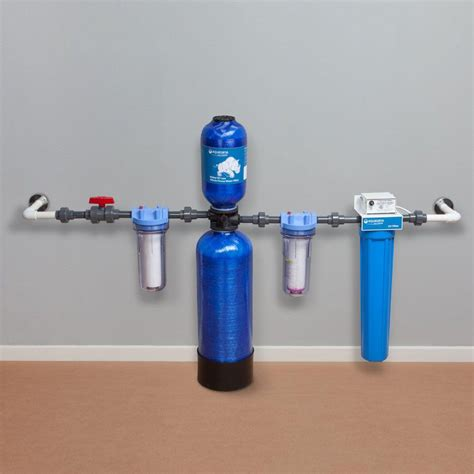 whole house air filtration system whole house water filters vs small water filters