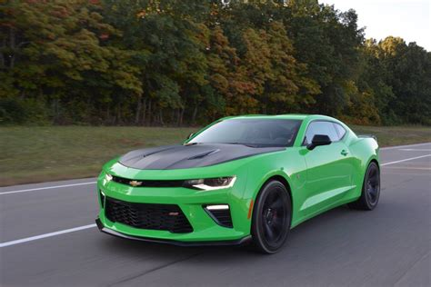 2017 Chevy Ss Price by Review 2017 Chevrolet Camaro Ss 1le Gtspirit