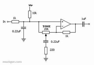 op amp can someone explain this op amp quottone control With amplifier with tone controls and soft switching