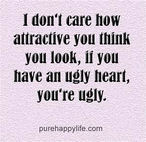How Attractive You I Don 39 t Care