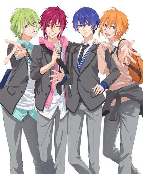 Anime Di Idol Marginal 4 Anime Tv Per Il Progetto Idol Otome Di Rejet E