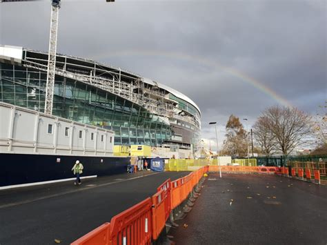 New Tottenham stadium: construction latest | OzSeeker