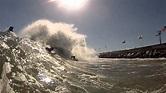 Surfing Sandspit - Mutant Waves in Santa Barbara - YouTube
