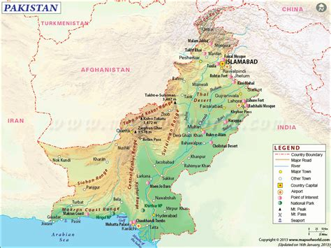 pakistan map history   pakistan map pakistan map