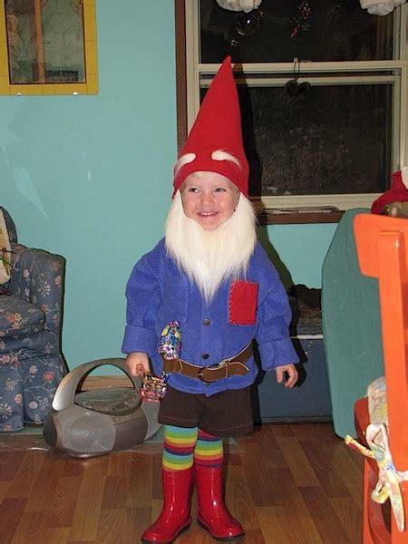 how to gnome costume make
