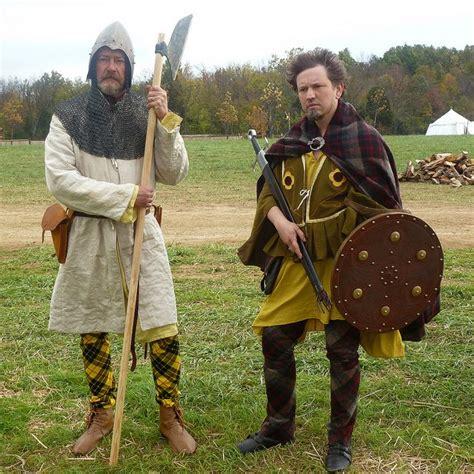 Irish Kern and Gallowglass | Historical irish clothing ...