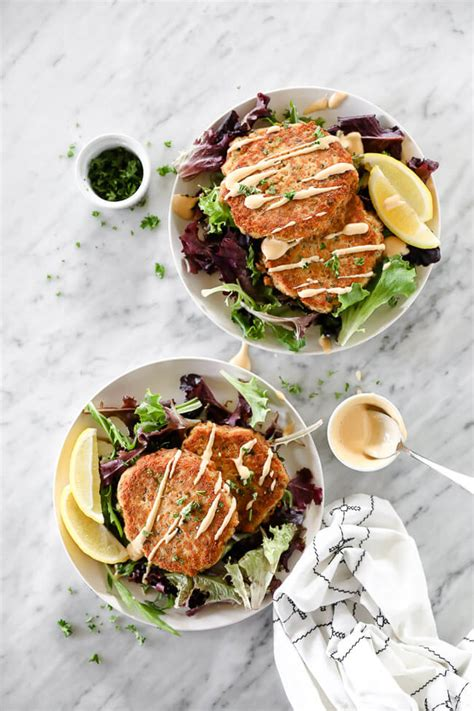 Used a piece of fresh salmon that i had poached instead of the canned. Keto Salmon Patties (Paleo + Whole30) | The Real Simple Good Life
