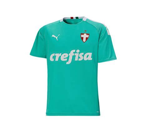 Camisa Palmeiras III Infantil Puma 2019/20 - Mundo do Futebol