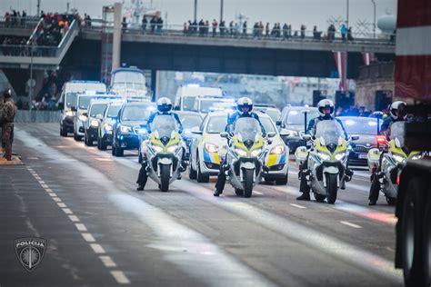 Valsts policija Latvijas Republikas proklamēšanas 101.gada ...
