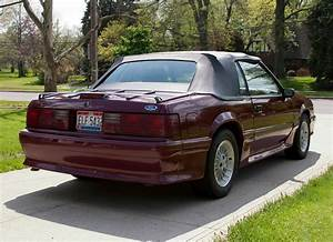 51k-Mile 1989 Ford Mustang GT 5.0   Bring a Trailer