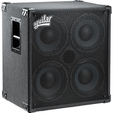 aguilar bass cabinet reviews aguilar s 410 4x10 quot bass cabinet musician 39 s friend