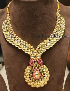 Jadau Jewellery latest jewelry designs - Jewellery Designs