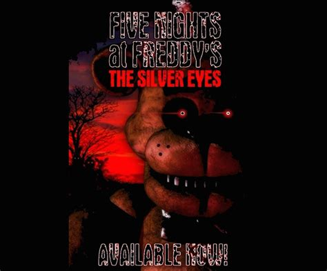 Five Nights at Freddy's: The Silver Eyes… Are We Still