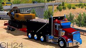 ATS Mods - Kenworth T800 Custom Dump Truck - American ...