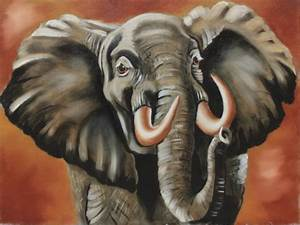 Wildlife Paintings | Wildlife Painting Classes