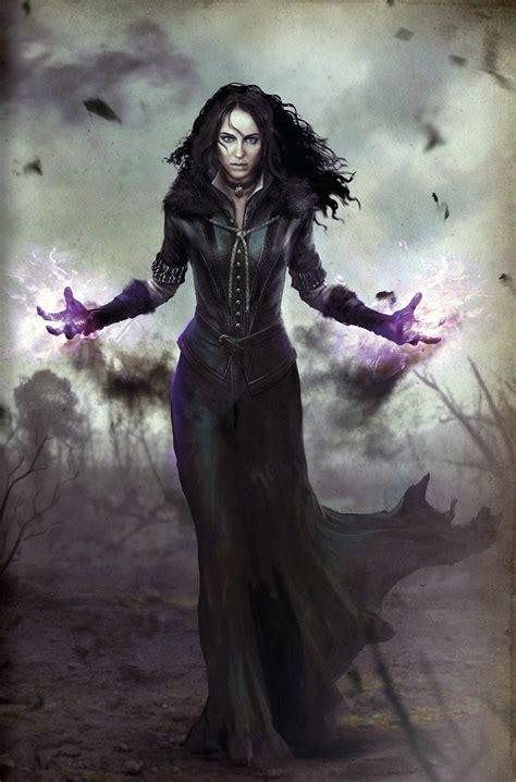The Witcher Yennefer Sfm