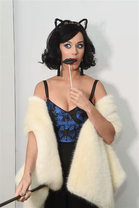 Katy Perry  Katy Kat Matte Launch In New York City 512016