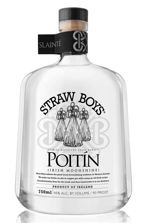 Straw Boys Poitin