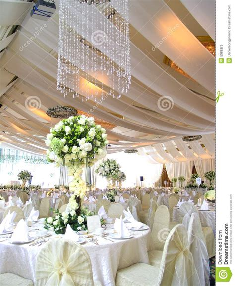 wedding table setting stock image image  marriage