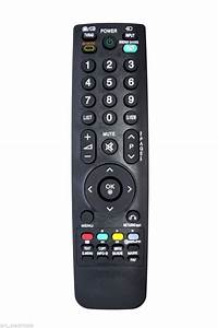 Replacement For Lg Tv Remote Control