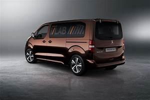 Peugeot Traveller : peugeot traveller i lab concept salon geneve 2016 ~ Gottalentnigeria.com Avis de Voitures