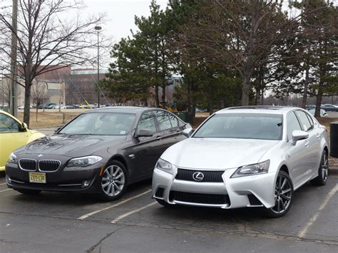 Comparison Review: Bmw 528i Xdrive Vs. Lexus Gs 350 Awd