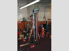 Lincoln 4 post electric car lift for sale HondaTech